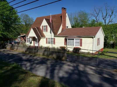 Roane County Single Family Home For Sale: 607 N Kingston Ave