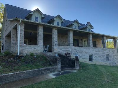 Hawkins County Single Family Home For Sale: 1396 Hwy 66