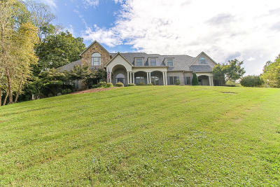 Oak Ridge Single Family Home For Sale: 101 Stone Bridge Way