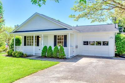 Knoxville Single Family Home For Sale: 4427 Northgate Drive