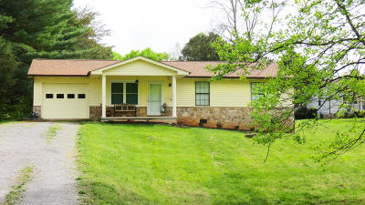 Corryton TN Single Family Home For Sale: $144,900