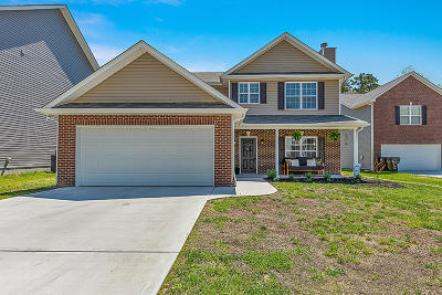 Knoxville Single Family Home For Sale: 7750 Budding Vine Lane