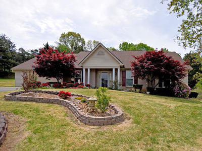 Knoxville Single Family Home For Sale: 1505 Nutgrove Lane