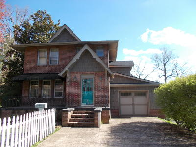 Middlesboro Single Family Home For Sale: 501 Worchester Ave