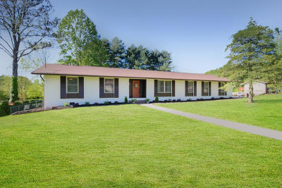 Knoxville Single Family Home For Sale: 9604 Gulf Park Drive