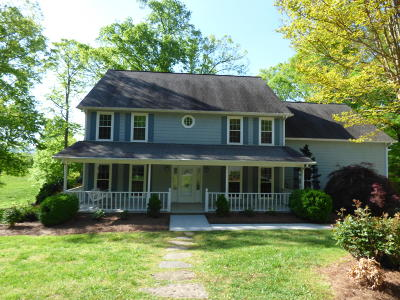 Knoxville Single Family Home For Sale: 8001 Whitestone Rd
