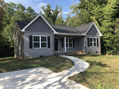 Anderson County Single Family Home For Sale: 107 Euclid Place
