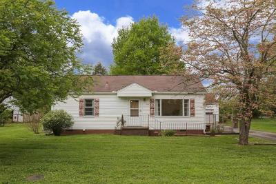 Knoxville Single Family Home For Sale: 2133 Norvell Drive
