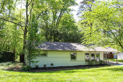 Knoxville Single Family Home For Sale: 1328 Sumac Drive