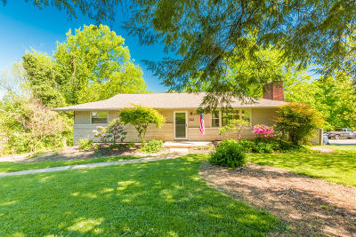 Knoxville Single Family Home For Sale: 322 Tedlo Lane