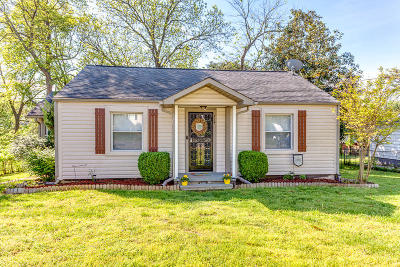 Knoxville Single Family Home For Sale: 414 Broadview Drive