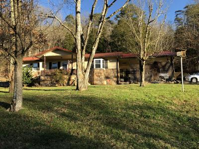 Anderson County Single Family Home For Sale: 316 Strader Rd