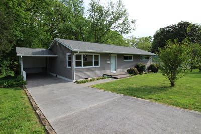 Anderson County Single Family Home For Sale: 107 Emerson Circle