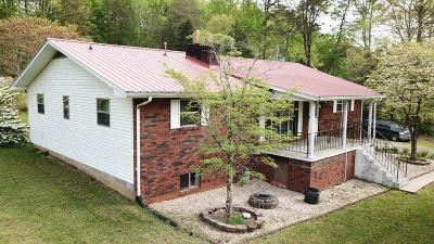 Anderson County Single Family Home For Sale: 2007 E E. Wolf Valley Rd