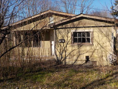 Maryville Single Family Home For Sale: 1413/1411 Monroe Ave
