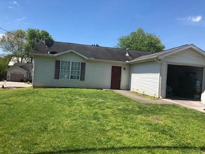 Knoxville TN Single Family Home For Sale: $135,900