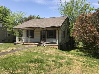 Alcoa TN Single Family Home For Sale: $49,900