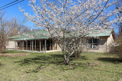Single Family Home For Sale: 12815 Highway 127 S