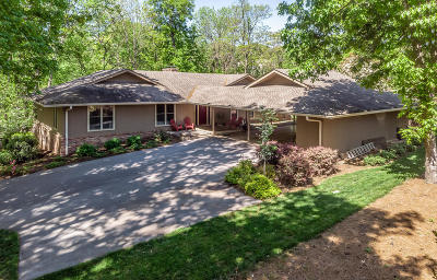 Knoxville Single Family Home For Sale: 12204 Oakmont Circle