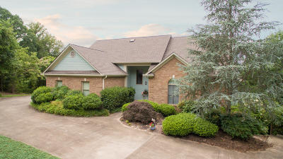 Knoxville Single Family Home For Sale: 11403 Morgan Overlook Drive