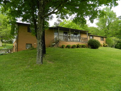 Knoxville Single Family Home For Sale: 4710 McCloud Rd