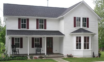 Sunbright Single Family Home For Sale: 108 Deer Lodge Hwy