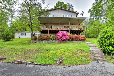 Hiwassee, Hiwassee 1, Hiwassee 2, Hiwassee Dr Single Family Home For Sale: 981 Hiwassee Drive