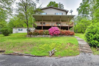 Jacksboro Single Family Home For Sale: 981 Hiwassee Drive