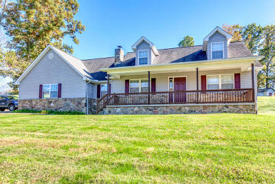 Lafollette Single Family Home For Sale: 1367 Murrayville Rd