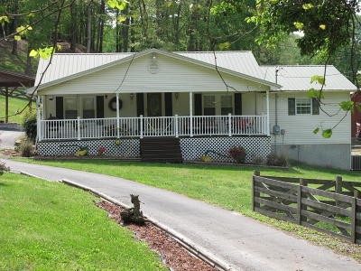 Single Family Home For Sale: 830 Old Long Hollow Rd