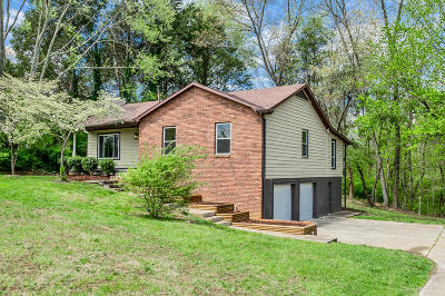 Knoxville Single Family Home For Sale: 8648 Tervada Drive