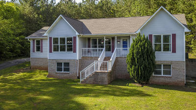 Maryville Single Family Home For Sale: 2531 Six Mile Rd