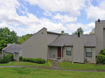 Knoxville Condo/Townhouse For Sale: 8701 Olde Colony Tr #Apt 62