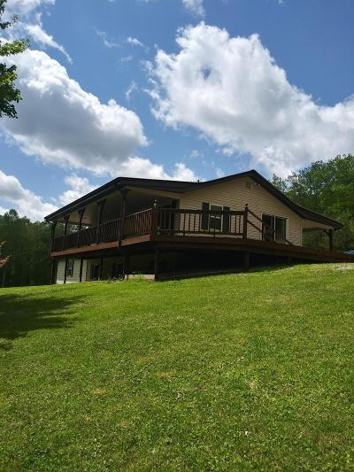 Sunbright Single Family Home For Sale: 188 Mill Creek Church Rd