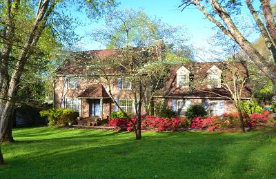 Knoxville Single Family Home For Sale: 2327 Dawns Pass