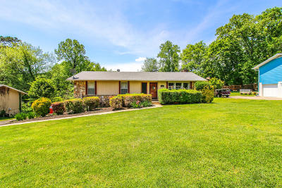 Knoxville Single Family Home For Sale: 1509 Hightop Tr