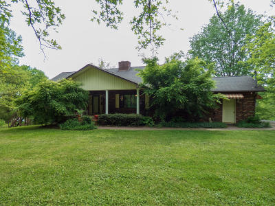 Knoxville Single Family Home Pending - Continue To Show: 1942 River Shores Drive