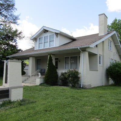 Lafollette Single Family Home For Sale: 317 E Central Ave