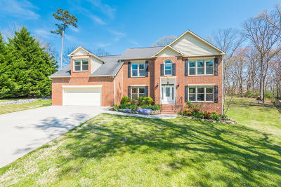 Knoxville Single Family Home For Sale: 451 Sweetgum Drive