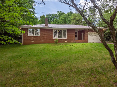 Knoxville Single Family Home For Sale: 112 Overbrook Drive