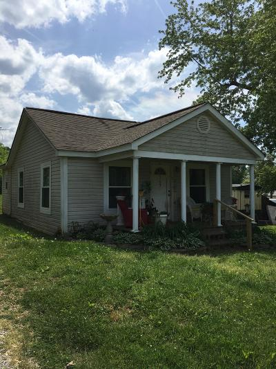 Tellico Plains Single Family Home For Sale: 209 Swainson St