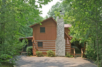 Pigeon Forge Single Family Home For Sale: 688 Eagles Blvd Way