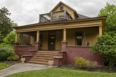 Knoxville Single Family Home For Sale: 2003 Washington Avenue