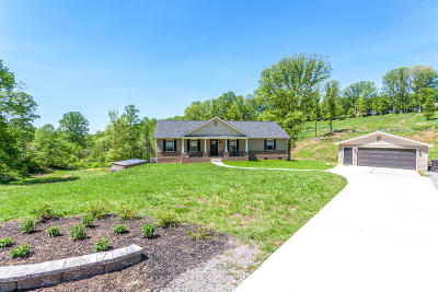 Lenoir City Single Family Home Pending - Continue To Show: 1881 White Wing Rd