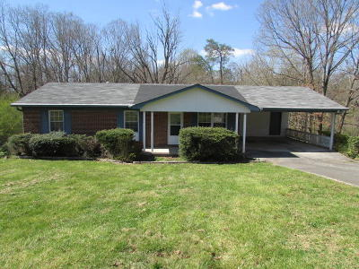 Blount County, Loudon County, Monroe County Single Family Home For Sale: 2967 Marvin Circle