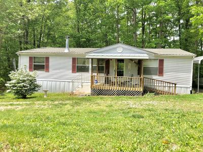 Jacksboro Single Family Home For Sale: 214 Crestview