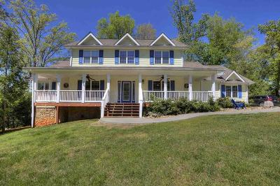 Sevier County Single Family Home For Sale: 4040 Roundtop Dr Drive