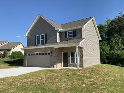 Maryville Single Family Home Pending: 1022 Willow Creek Circle
