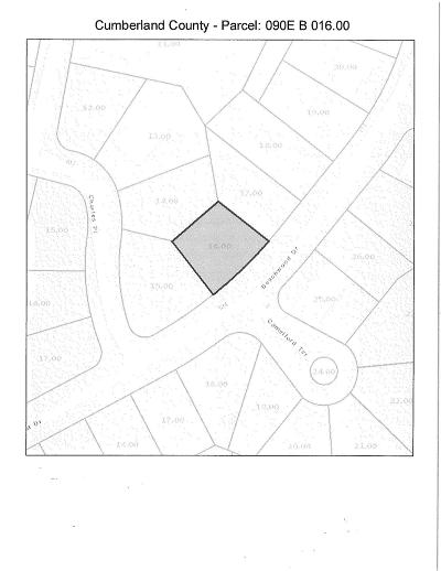 Fairfield Glade Residential Lots & Land For Sale: 122 Beachwood Drive