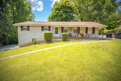 Knoxville Single Family Home For Sale: 1731 Woodhaven Drive
